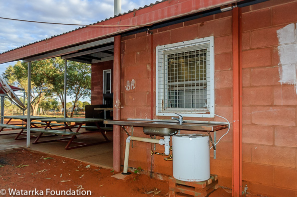 Watarrka Primary School - Hot Water