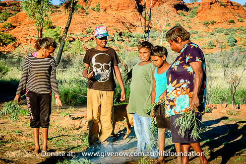 Friend of Watarrka